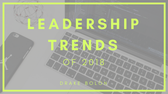 Leadership Trends of 2018