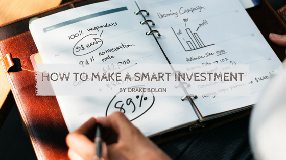 How To Make A Smart Investment