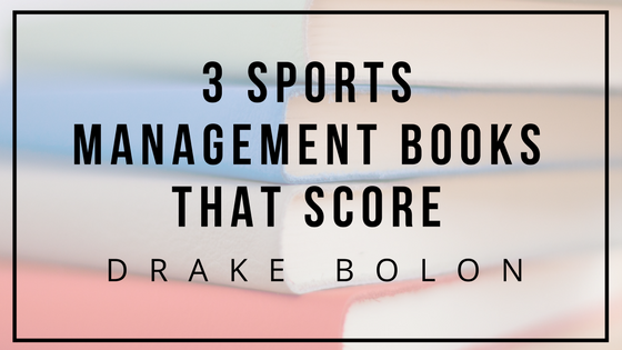 3 Sports Management Books That Score